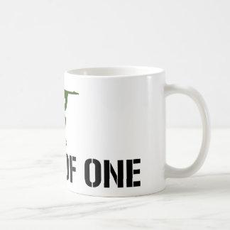 Army of One Coffee Mug