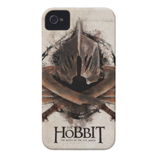 Army Of Orcs Weaponry iPhone 4 Case-Mate Case