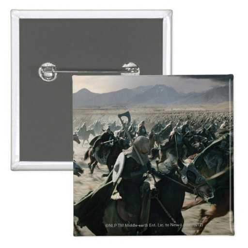 Army of Rohan Pinback Buttons