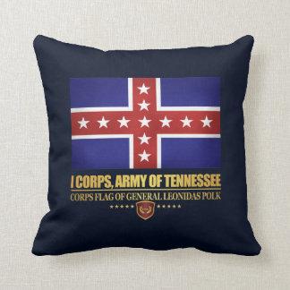 Army of Tennesse (Polk) Throw Pillow