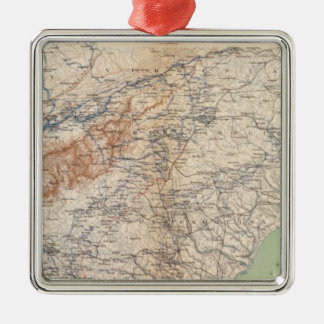Army of the Cumberland campaigns Metal Ornament