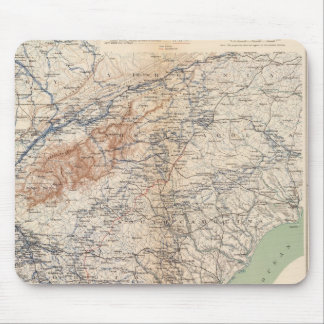 Army of the Cumberland campaigns Mouse Pad