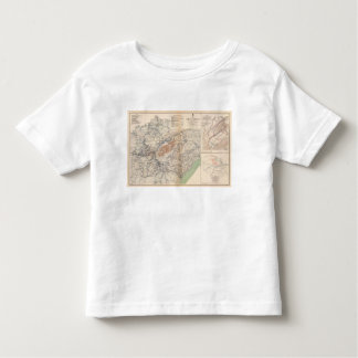 Army of the Cumberland campaigns Toddler T-shirt