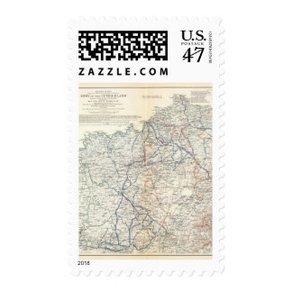 Army of the Cumberland Postage Stamp