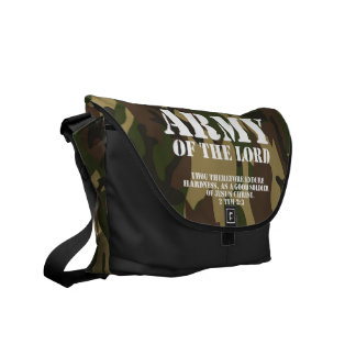 Army of the Lord Messenger Bag