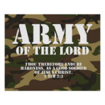 Army of the Lord Poster