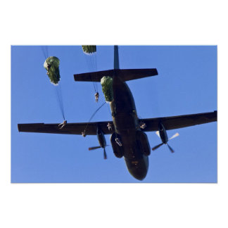 Army Paratroopers Posters