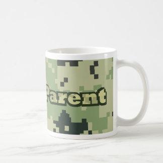 Army Parent Coffee Mug
