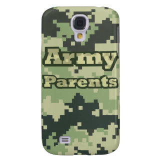 Army Parents Samsung Galaxy S4 Cover