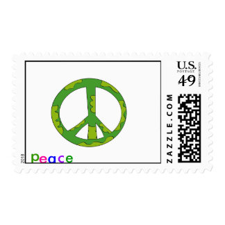 ARMY PEACE STAMP