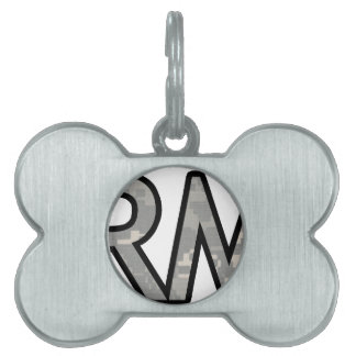 ARMY PET TAGS