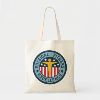 Army Physical Fitness Budget Tote Bag