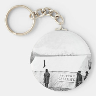 Army Picture Gallery_War Image Keychain