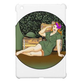Army Pin-Up iPad Mini Covers