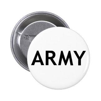 ARMY PINBACK BUTTON