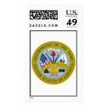 Army Postage Stamp