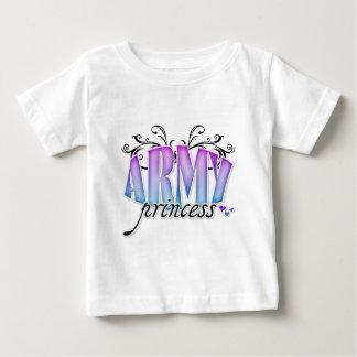 Army Princess Baby T-Shirt