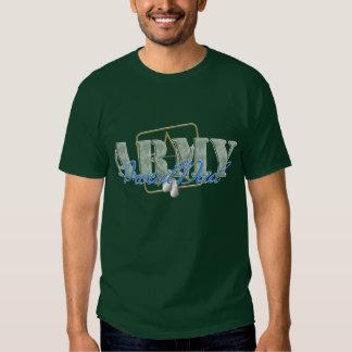 Army Proud Dad Tee Shirt