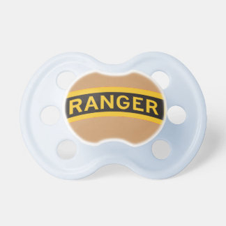 ARMY RANGER BABY PACIFIER