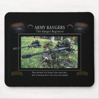 Army Ranger Mouspads Mousepad