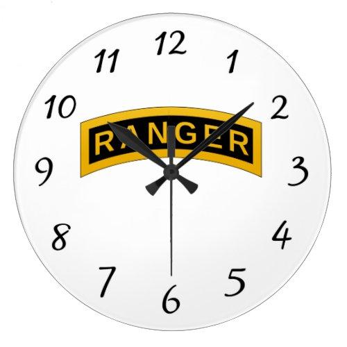 Army Ranger School - Wall Clock