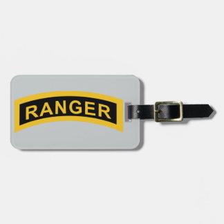Army Ranger Tab Luggage Tag