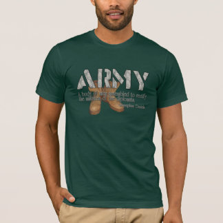Army - Rectifying Mistakes of Diplomats T-Shirt