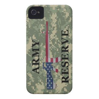 Army Reserve BlackBerry Bold Case Green