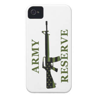 Army Reserve BlackBerry Bold Case Subdued White