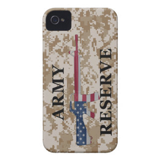 Army Reserve BlackBerry Bold Case Tan