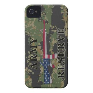 Army Reserve BlackBerry Bold Case Woodland