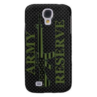 Army Reserve iPhone 3 Case Carbon Fiber