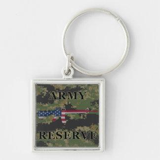 Army Reserve M16 Keychain Digital