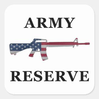 Army Reserve M16 Sticker