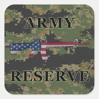Army Reserve M16 Sticker Digital