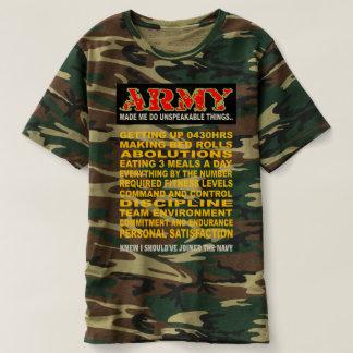 ARMY ROUGH SHIRT