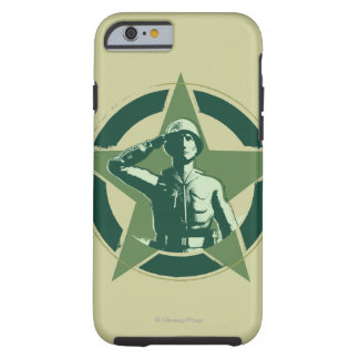 Army Sarge Salutes iPhone 6 Case