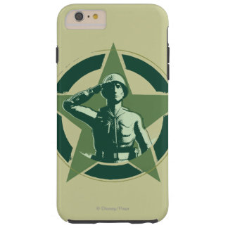Army Sarge Salutes Tough iPhone 6 Plus Case