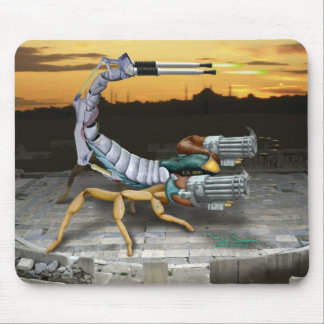 ARMY scorpion mouse pad