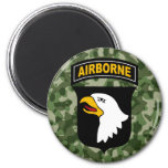 Army Screaming Eagle Refrigerator Magnets
