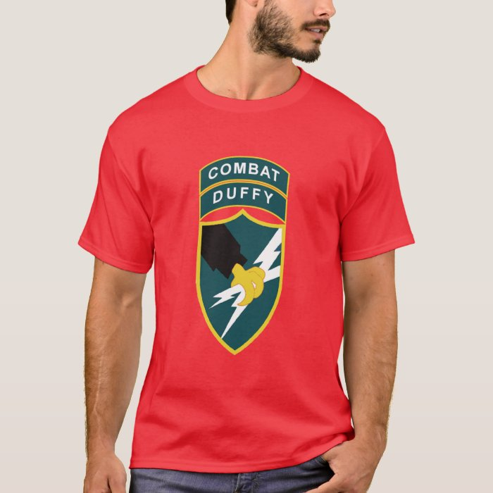 Army Security Agency Combat Duffy Tee