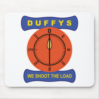 Army Security Agency Duffys Radio Direction Finder Mouse Pad