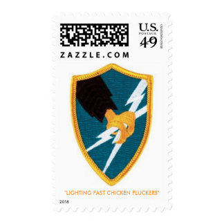 Army Security Agency Postage
