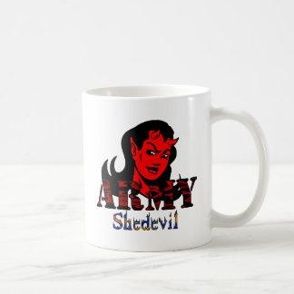 Army She-Devil Coffee Mug