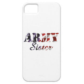Army Sister American Flag iPhone 5 Covers