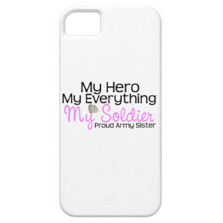 Army Sister My Hero iPhone 5 Covers