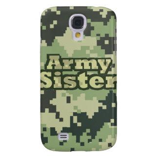 Army Sister Samsung Galaxy S4 Case