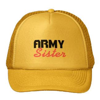 ARMY, Sister Trucker Hat