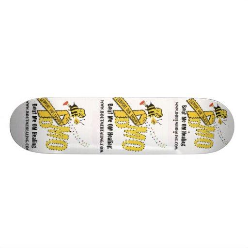 Army Skateboard