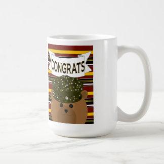 Army Soldier Congrats! Mug